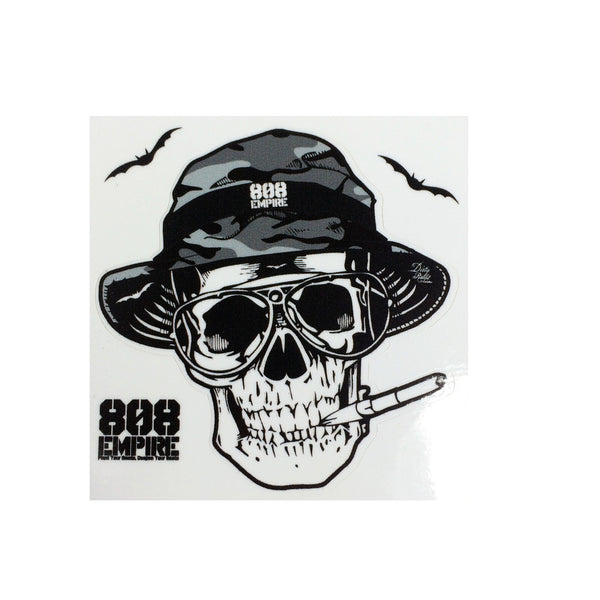 """Country"" 5"" Sticker By 808 Empire"