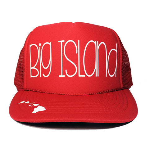 """Big Island"" - Pencil Trucker Version 2"