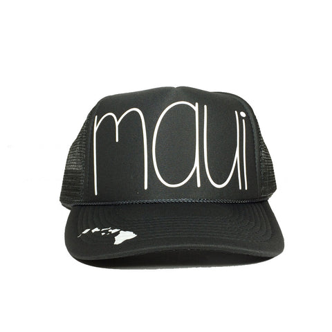 Maui - Pencil Trucker Version 2