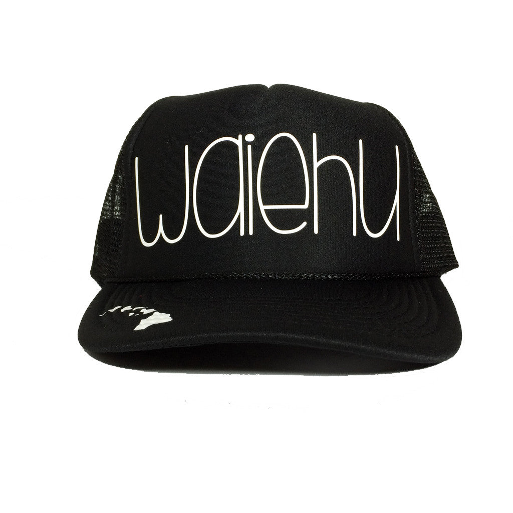Waiehu - Pencil Trucker Version 2