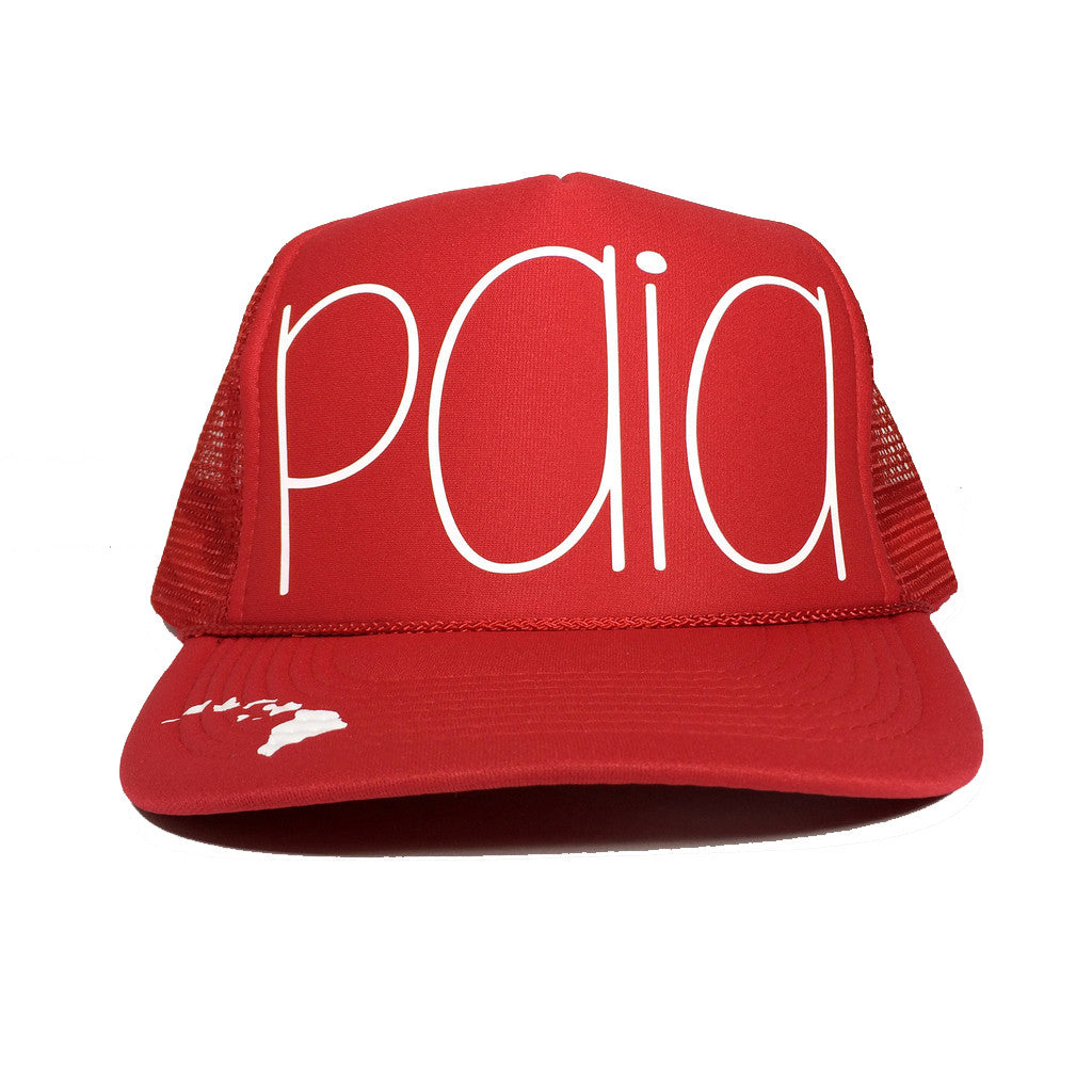 Paia - Pencil Trucker Version 2