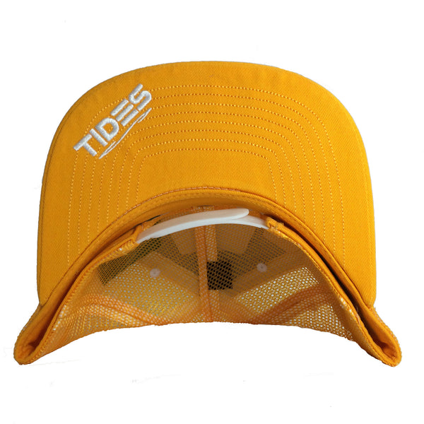 """Sunrise"" Yellow/White By Tides Hawaii"