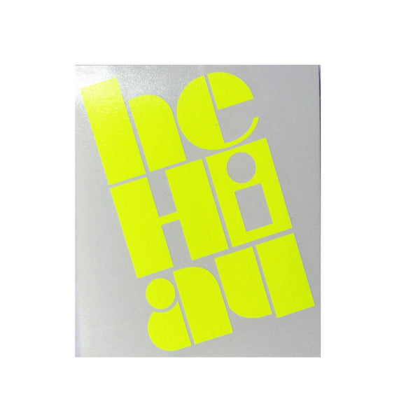 "NEON ""Mahi'ole"" Small Sticker By Homesteady  (25% OFF)"