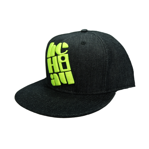 """Claim"" Denim Snapback by Homesteady"