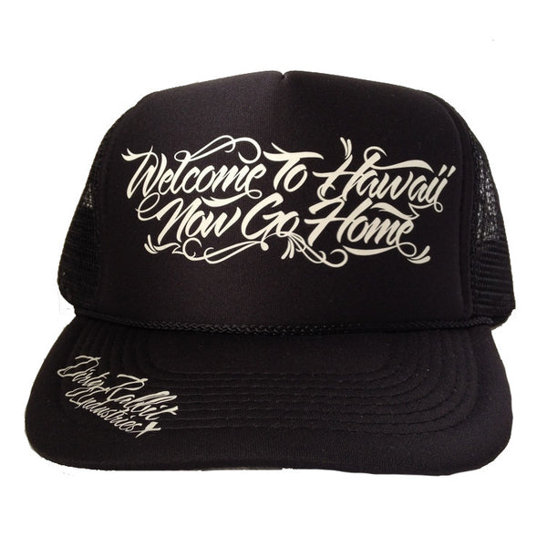 """Welcome To Hawai"" Trucker By DRI"