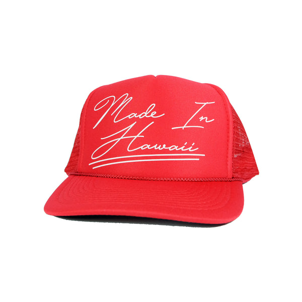 """Made Signature"" Trucker By Liquid Shelter  8/9"