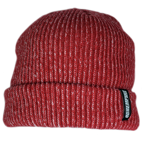 """Seeds"" Scarlet Dock Beanie By 808 Empire"