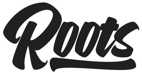 Roots Aster Diecut Sticker