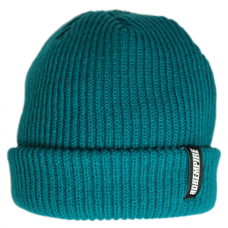 """Seeds"" Teal Dock Beanie By 808 Empire 8/9"