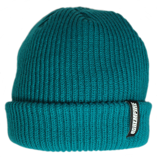"""Seeds"" Teal Dock Beanie By 808 Empire"