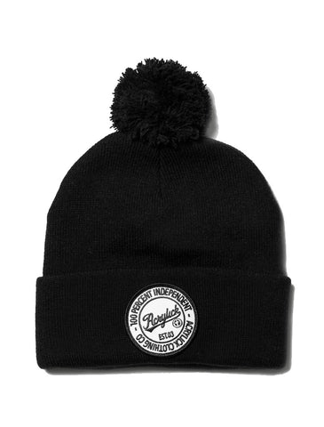 100 Percent Beanie By Acrylick Clothing (50% OFF)