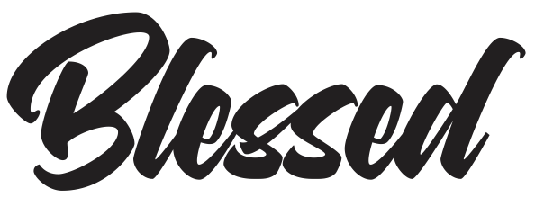 Blessed Aster Diecut Sticker