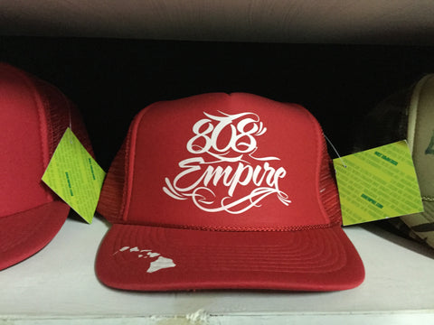 """Central"" Trucker By 808 Empire"