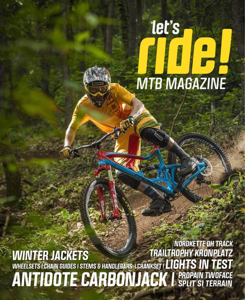 Review of S1 Terrain by Let's Ride MTB Magazine