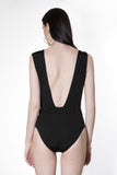 SS2 - SWIMSUIT - COCKTAIL BODYSUIT - BLACK