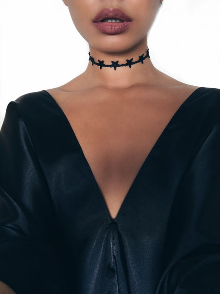 .FC - All-Star Knit Choker