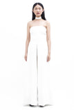 .01 Les Essentiels Infinite Zip Dress - White