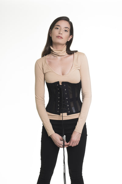 .04 MAYA LACED UP CORSET