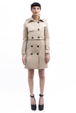 .01 Les Essentiels 3-Way Trench