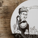 "LP ""FRIDA"",  ∅ 31cm serving plate - polonapolona"