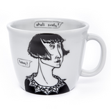 ALMA, the independent one, 35cl mug - polonapolona