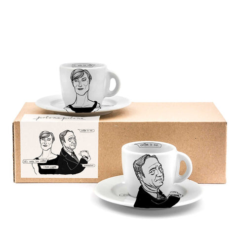 HOUSE OF COFFEE - SET 10cl - polonapolona