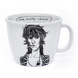 KEITH, the health freak -  35cl mug - polonapolona