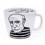 PABLO, the celebrated one, 35cl mug - polonapolona