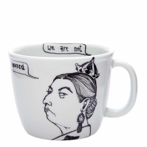 VICTORIA, the enlightened one - 35cl mug