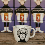 ANDY, the pop-artistic one, 35cl mug