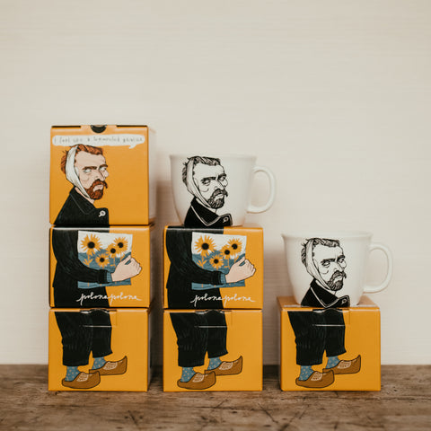 VINCENT, the ear-less one, 35cl mug