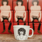 JIM, the lizard king,     35cl mug