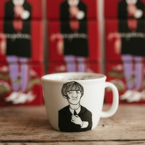 RINGO, the one with the big nose, 35cl mug