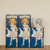 MARILYN, the hot one, 35cl mug