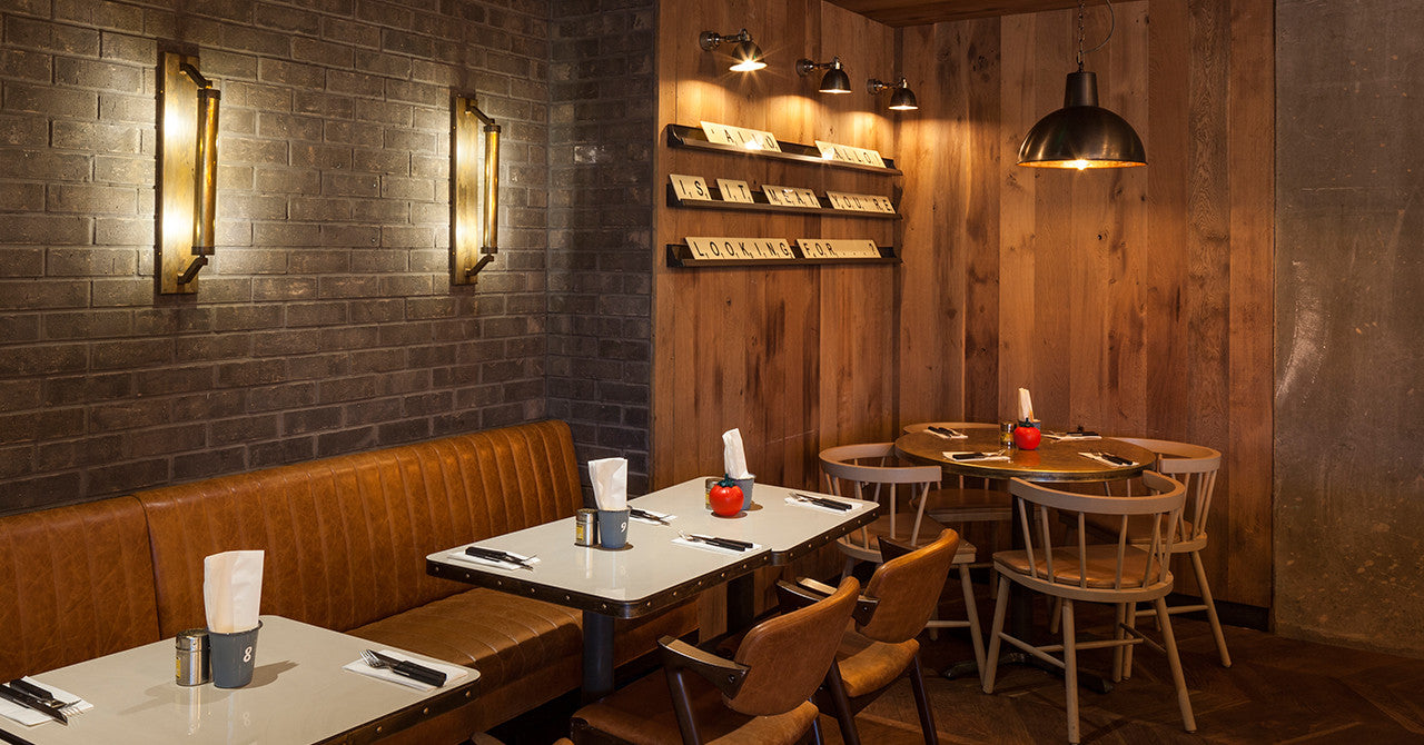 Gourmet Burger Kitchen Upgrades To Led Filament Lighting