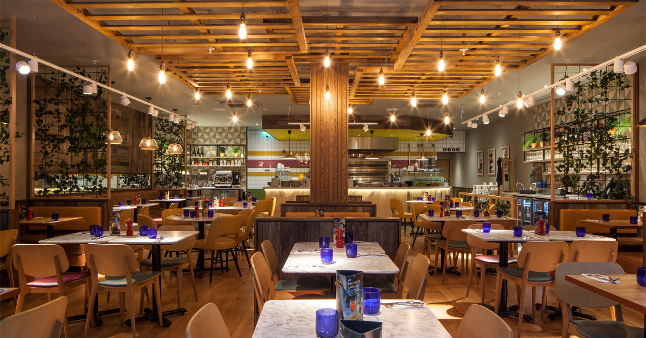 Pizza Express Lexicon Bracknell