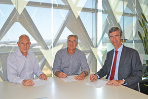 SAHMRI and Trajan Nutrition sign new agreement to accelerate nutrition testing worldwide