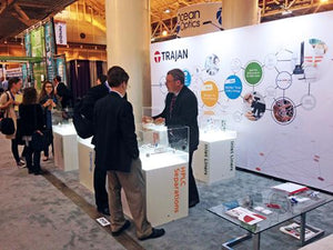 Trajan Launches New SGE Products at Pittcon 2015