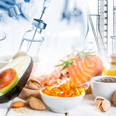 Workflow solutions for nutritional analysis