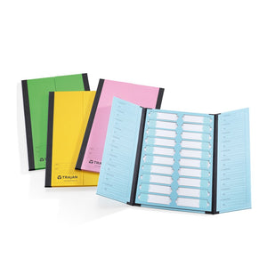 Trajan Microscope Slide Storage Trays/Mailers