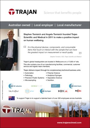Australian owned | Local employer | Local manufacturer