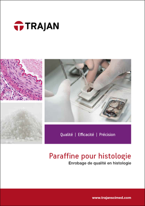 Brochure - Histology wax (French)