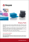 Brochure - Biopsy Pads cover