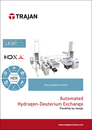 Brochure - Automated Hydrogen-Deuterium Exchange