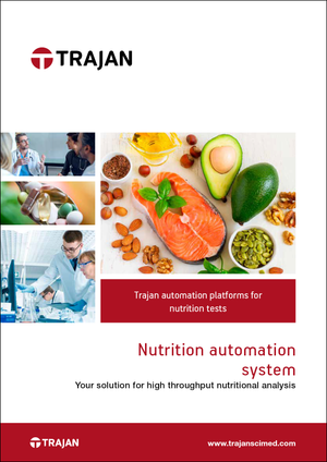 Brochure - Nutrition automation system