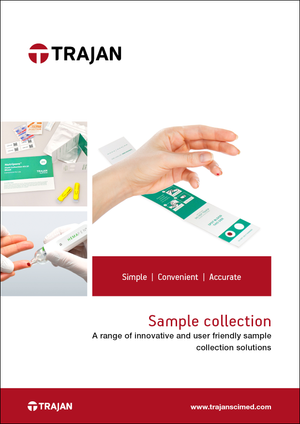 Brochure - Sample collection