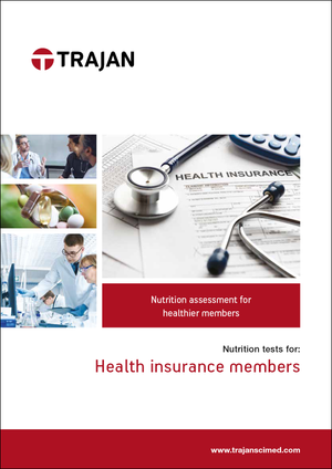 Brochure - Nutrition tests for health insurance