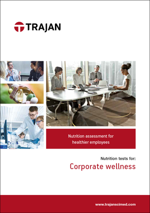 Brochure - Nutrition tests for corporate wellness
