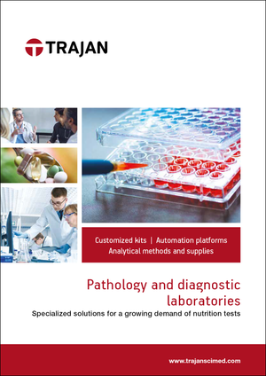 Brochure - Nutrition tests for pathology laboratories