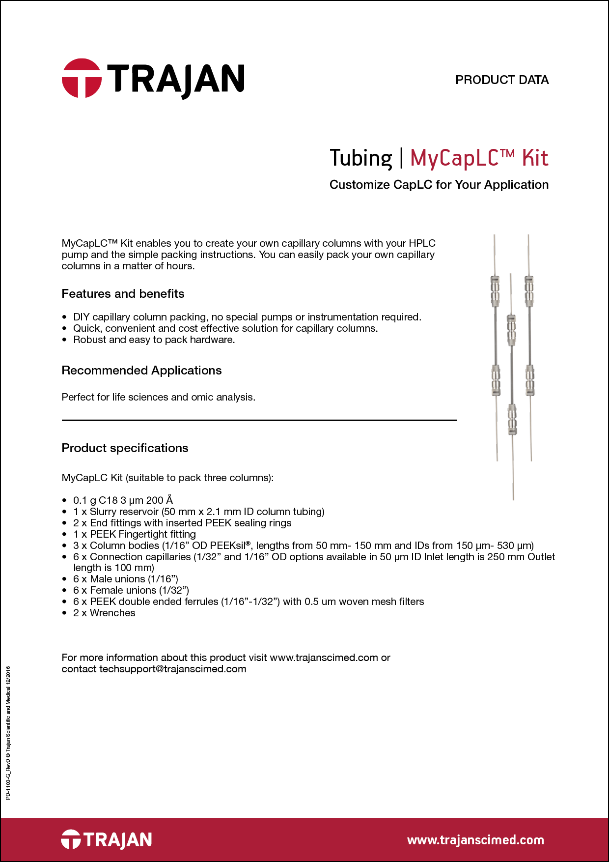 Mycaplc Kits Trajan Scientific And Medical Pd Simple 1103 G Cover